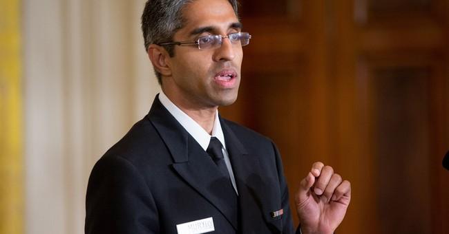 Surgeon general has no regrets about gun-violence statement