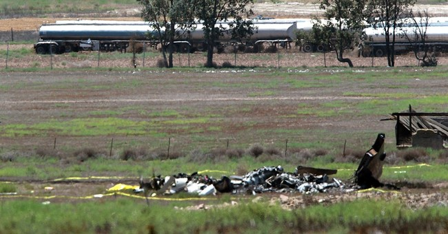 Investigators to look at jet's position before collision
