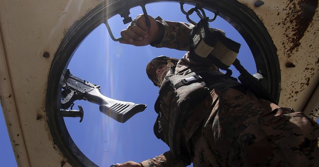 AP Interview: Jordan says Syria militants try to sneak in