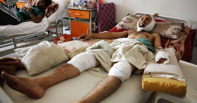 Yemen's rebels ambush pro-government forces, kill scores