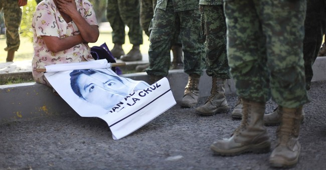 Experts report on 43 disappeared students in Mexico
