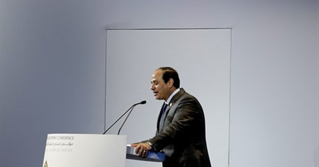 Egypt president approves sweeping anti-terrorism law