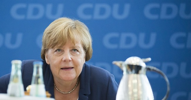 Merkel looks to shore up German support for Greek bailout