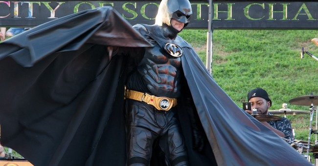 Batman impersonator who did charity work dies on roadway