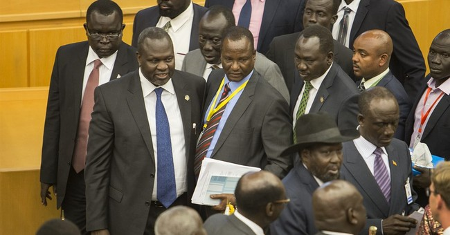 South Sudan's leader refuses to sign peace deal