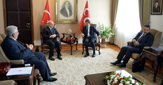 No deal reached in Turkey's last-ditch coalition talks