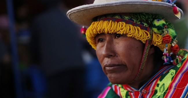 Food and fashion: Bolivia fair celebrates llamas, alpacas
