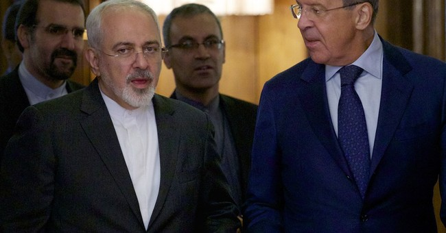 Iranian, Russian ministers present united front on Syria