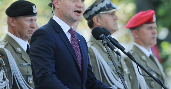 Poland's new president to visit Estonia in 1st foreign trip