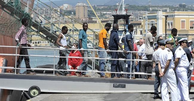 To respect 49 dead migrants, Sicilian city cancels fireworks