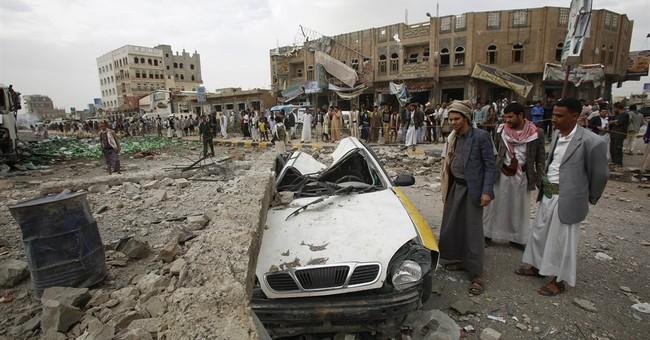 Yemeni rebels rebound with new attacks after setbacks