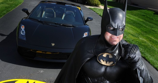 Batman impersonator who did charity work dies on roadway