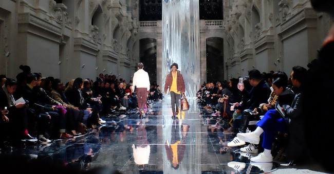 Galliano missing at Margiela, with Paris tense after terror