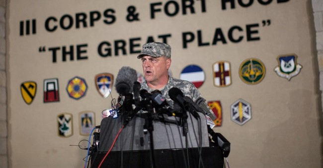 Army: Fort Hood lacked system to ID threat of 2014 rampage