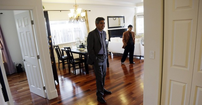 US home sales rise in December