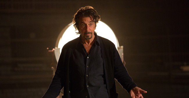 Pacino: If I wasn't an actor I'd probably be slinging hash