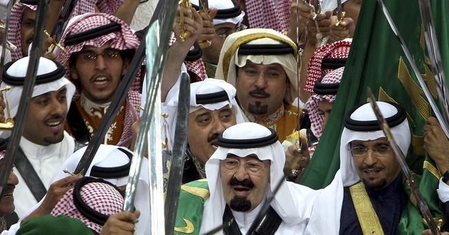 Islamic militants celebrate Saudi king's death online