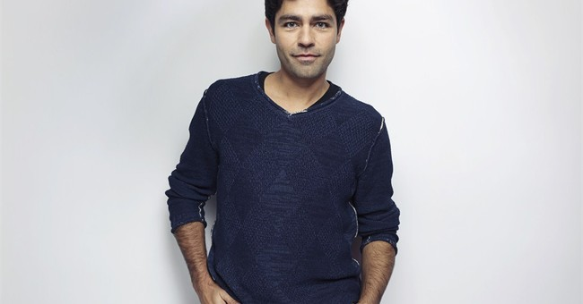 Quick Quote: Adrian Grenier on 'authentic' red carpet moment