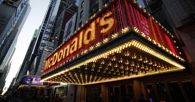 McDonald's earnings fall; changes afoot to woo customers