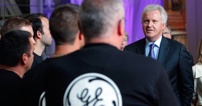 GE earnings rise despite headwinds from low oil prices