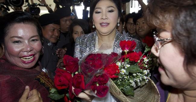 Thai ex-premier says 'democracy is dead' after impeachment
