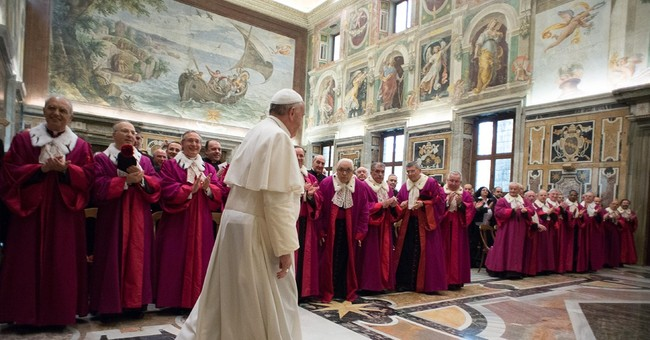 Pope to families: Learn to talk to one another again