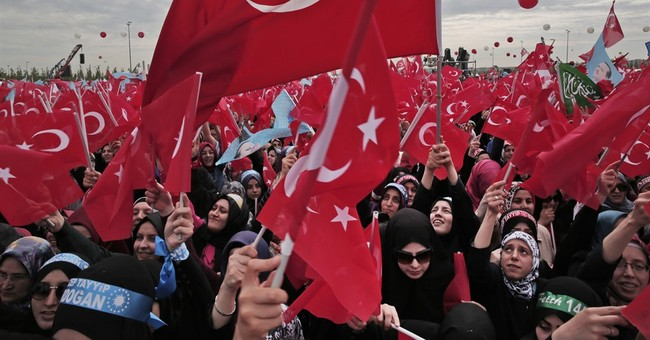 Turkish election board proposes new elections on Nov. 1