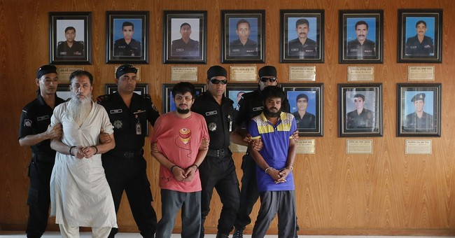 Bangladesh police arrest 3 suspects in bloggers' murders