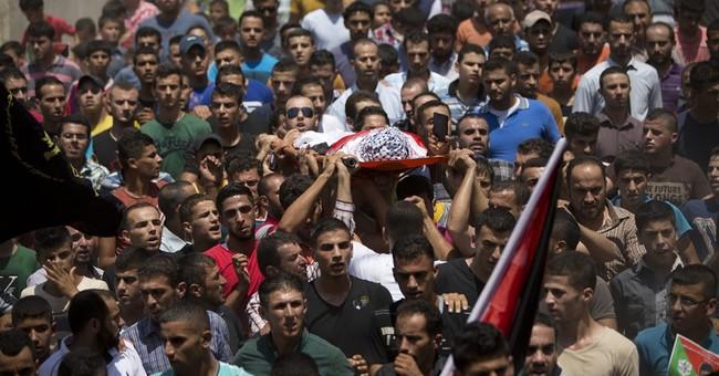 Israeli opposition leader fears new Palestinian uprising