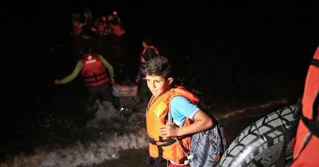 EU border agency: Migrants hit new monthly record in July