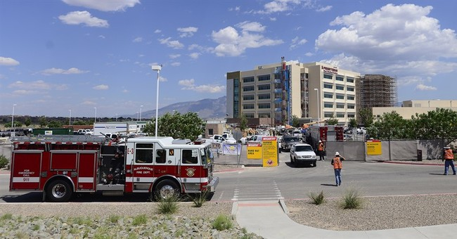 Cause sought in deadly New Mexico scaffold collapse