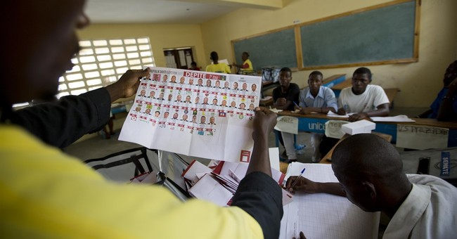 Haiti disqualifies 14 candidates over election violence