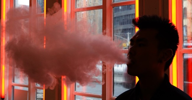 Teens' e-cigarette use linked with later smoking