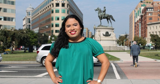First openly transgender official hired at White House