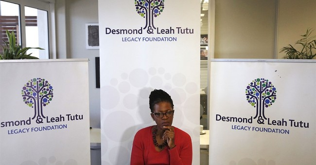 Nobel winner Desmond Tutu back in hospital in South Africa