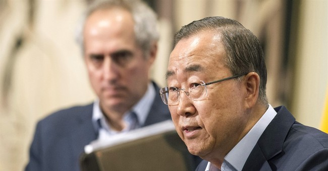 UN: Some sexual abuse charges against peacekeepers ignored