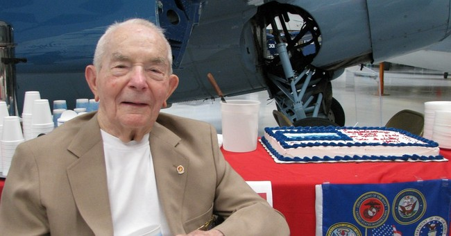WWII fighter ace Fritz Payne dies; fought at Guadalcanal
