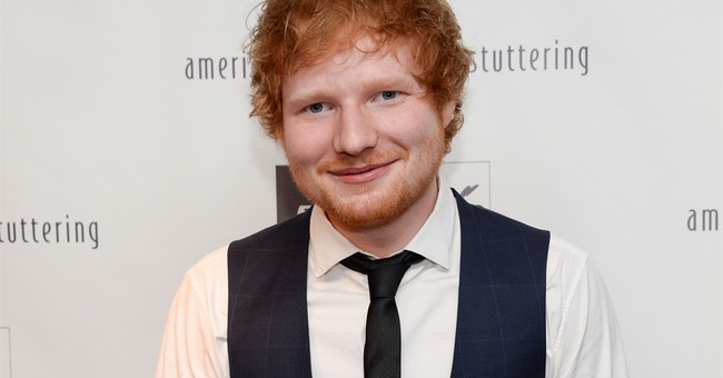 Ed Sheeran leads Spotify's top young artists