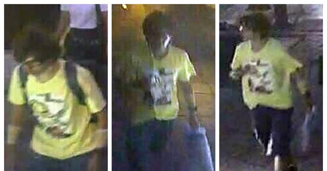 Police suspect man in security video is Bangkok bomber