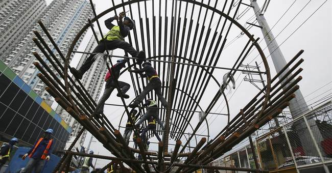 Asia's 'infrastructure gap' threatens to hamper growth