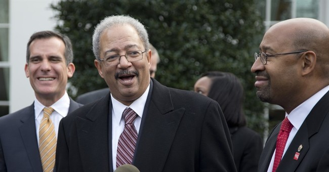 Congressman Fattah: I'm innocent of racketeering charges