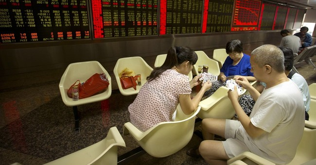 Shanghai index down 4 percent, leads Asian markets lower