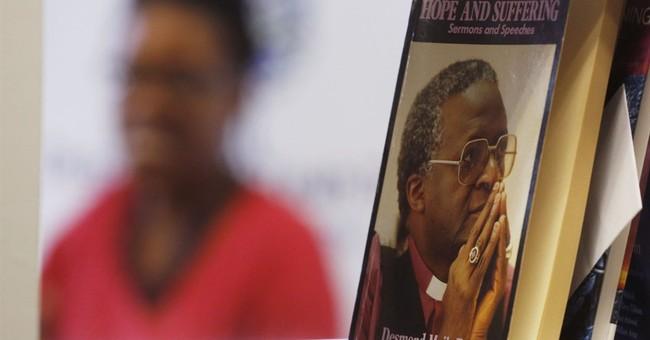 Nobel winner Desmond Tutu back in hospital in South Africa