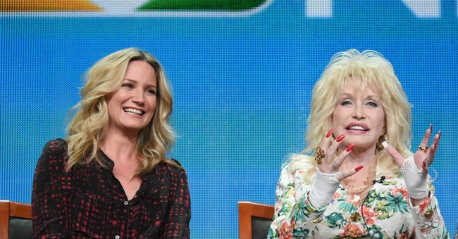 TV movie based on Dolly Parton's childhood to air Dec. 10
