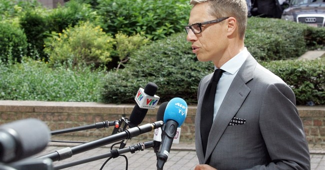 Intruders smash windows at Finnish minister's home at night