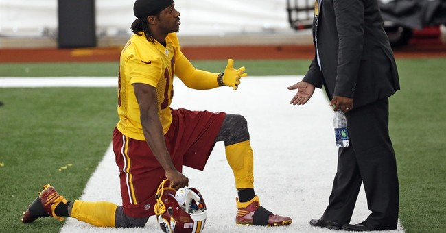 Redskins QB RG3 talks about much-discussed TV interview