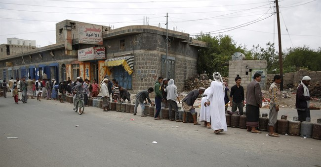 AP interview: Red Cross chief decries Yemen violence