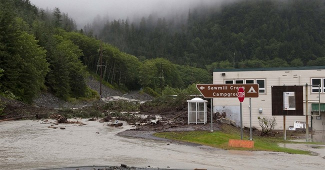 Alaska landslide debris too unstable to search for 3 buried