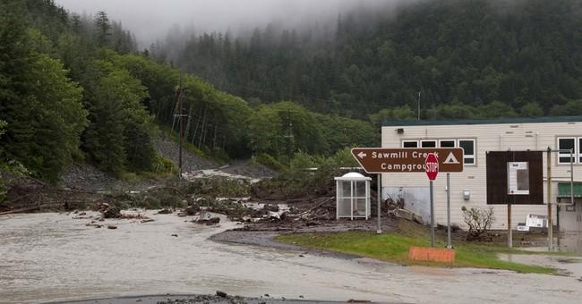 1 body recovered, 2 still missing after Alaska landslide