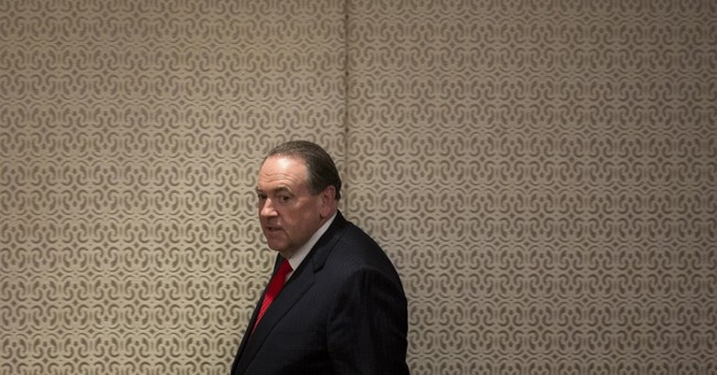AP Interview: Huckabee vows to shake up Mideast policies